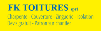 Logo de FK Toitures